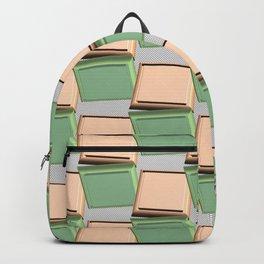 Wild Tiled Backpack