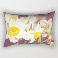 Daffodil flower Rectangular Pillow