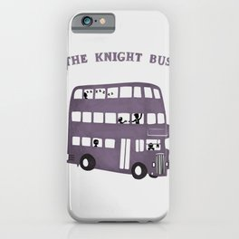 The Knight Bus iPhone Case