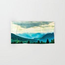 Clouded Beauty Hand & Bath Towel