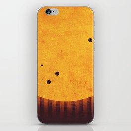 Sun - Sun Spots iPhone Skin