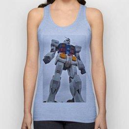 Mobile Suit Gundam Unisex Tank Top