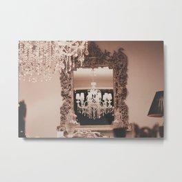 L'Appartement Metal Print