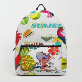 TROPICAL PLAYGROUND Backpack