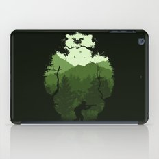 Hunting Season - Green iPad Case