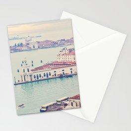 Bird's eye of Venice Stationery Cards