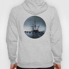 Ship The Warrior HMS 1860 Hoody