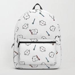 Cute teeth Backpack