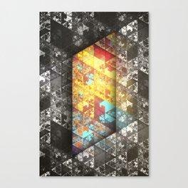 Mosaic 1.3 Canvas Print