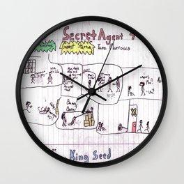 Max Morrocco: Issue 2 Wall Clock
