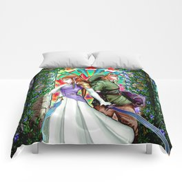 Zelda loves Comforters