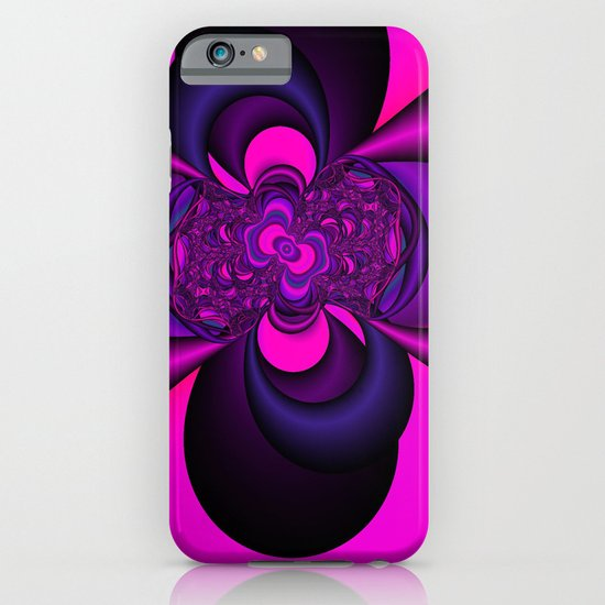 Pink and Purple  iPhone & iPod Case