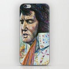 The King - Elvis Presley iPhone Skin
