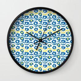 Geometrical Matisse 3 Wall Clock
