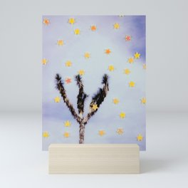 Desert Stars Mini Art Print
