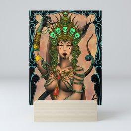 Temptress Mini Art Print