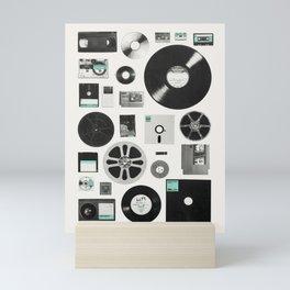 Data Mini Art Print