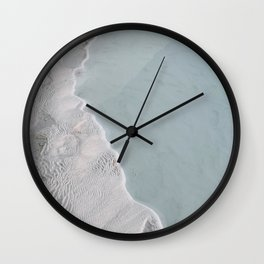 seashore xvii Wall Clock