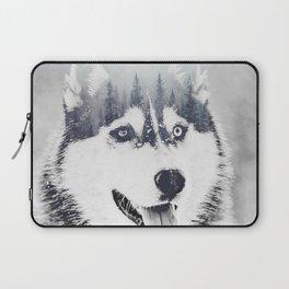 Huskie Laptop Sleeve
