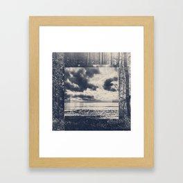 Breach 03 Framed Art Print