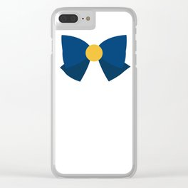 Sailor Venus Bow Clear iPhone Case