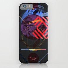 Chaotic Polygon Ensemble iPhone 6s Slim Case