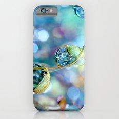 Rainbow Moss Drops iPhone 6 Slim Case