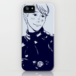 Ranger Viktor Nikiforov iPhone Case