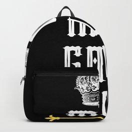 Mini Golf King Backpack