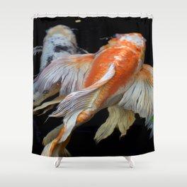 Peaceful Koi Shower Curtain