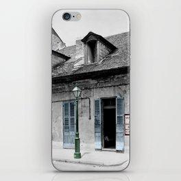 New Orleans Cobbler iPhone Skin