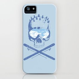 The Slopes iPhone Case