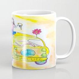 Let's Go! Coffee Mug