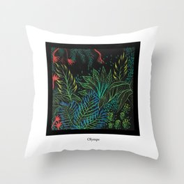 olympe Throw Pillow
