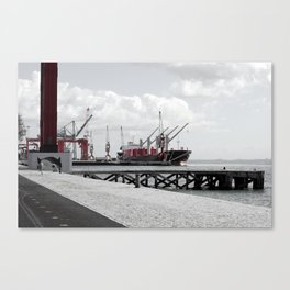 Cargo Lisbon Canvas Print