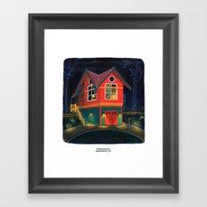 Dream House No.3 Framed Art Print