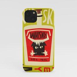 Whiskey Buffalo iPhone Case