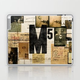 M5 Collection Laptop & iPad Skin