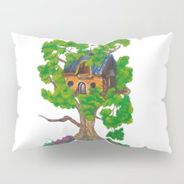 Treehouse III Pillow Sham