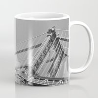 dumbo Mugs featuring DUMBO by Raleigh Tillman