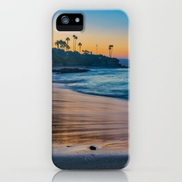 Copper Sands iPhone Case