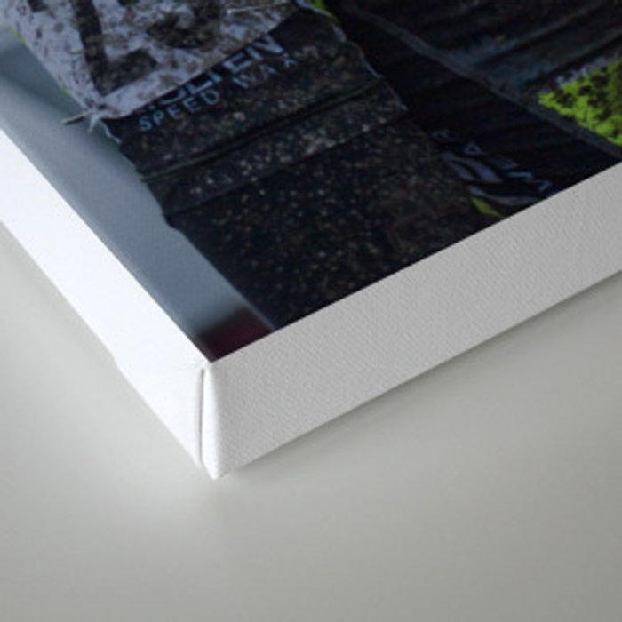 Sterling, 2014 Canvas Print