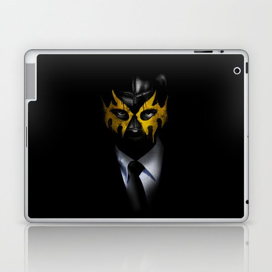 SOLAR SQUAD MAN Laptop & iPad Skin