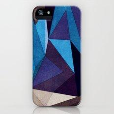 Blue Something iPhone (5, 5s) Slim Case