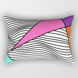 Vibrating Star Catalyst Rectangular Pillow