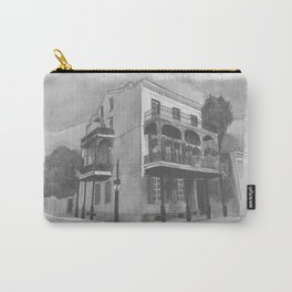 Lafitte Guest House Carry-All Pouch