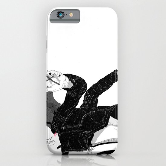 Cough it Up iPhone & iPod Case