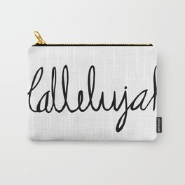 Hallelujah Carry-All Pouch