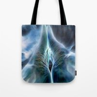 anatomy Tote Bags featuring anatomy by  Agostino Lo Coco