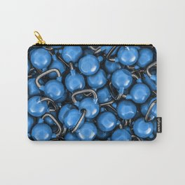 Kettlebells BLUE Carry-All Pouch